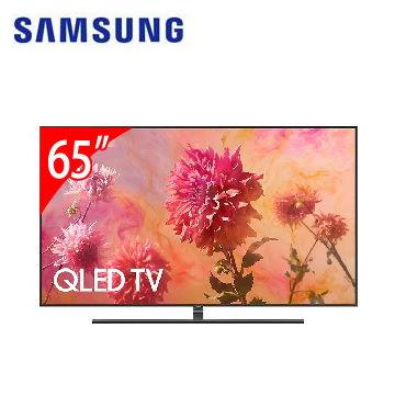 【福利品】展-SAMSUNG 65型4K QLED 智慧連網電視