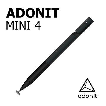 Adonit Mini 4 迷你隨行觸控筆-灰