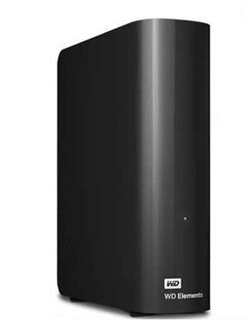 WD 3.5吋 6TB 外接硬碟(Elements Desktop)