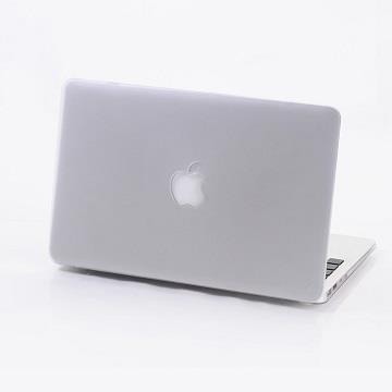 【15吋】GOOCHOICE MacBook Pro 磨砂保護殼 - 白色