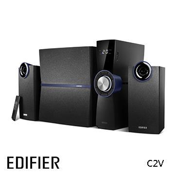 Edifier C2V 2.1聲道三件式多媒體喇叭