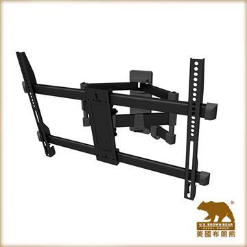 美國布朗熊 多功能懸臂式電視壁掛架