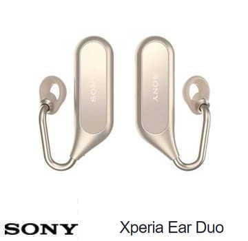 (福利品)SONY索尼 真無線耳機 金色