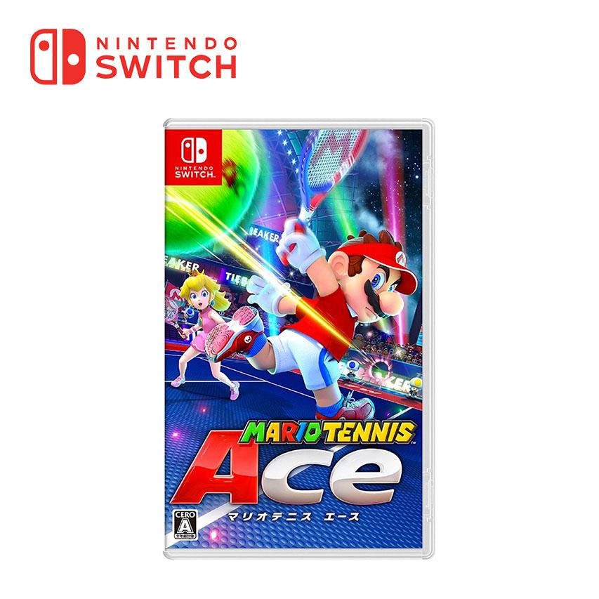 Nintendo Switch  瑪利歐網球 王牌高手  Mario Tennis Aces