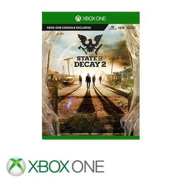 XBOX ONE 腐朽之都2 State of Decay 2 - 標準版