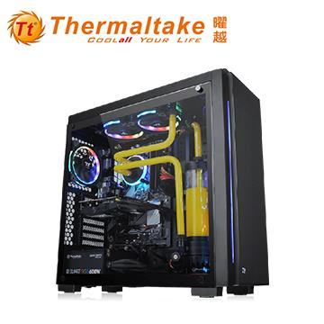 【福利品】曜越 C23絕地英雄 電競水冷電腦