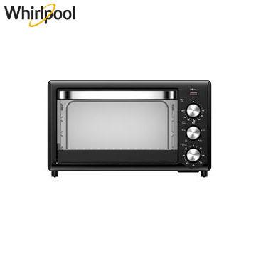 Whirlpool惠而浦 25L不鏽鋼機械式烤箱