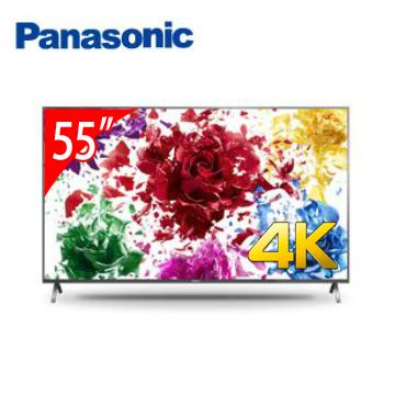 【福利品】展-Panasonic 55型六原色4K智慧聯網顯示器
