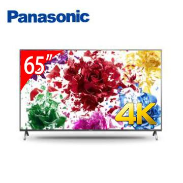 【福利品】展-Panasonic 65型六原色4K智慧聯網顯示器