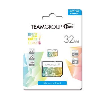 TEAMGROUP 32G相機容量擴充卡