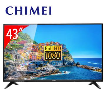 【展示機】CHIMEI 43型FHD低藍光顯示器