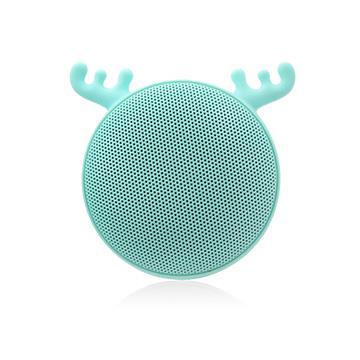 Hawk Mini Q無線藍牙喇叭-綠
