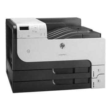 HP LaserJet M712DN黑白雷射印表機