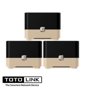 TOTOLINK AC1200 Mesh Wi-Fi 無線網路系統