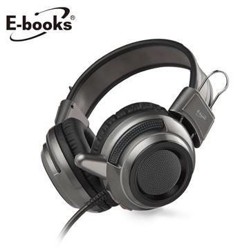 E-books SZ1攔截者耳罩型電競耳麥