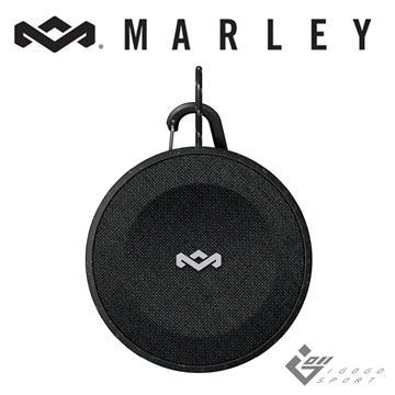 Marley No Bounds 無線防水藍牙喇叭 黑