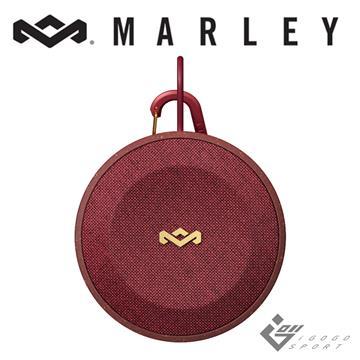 Marley No Bounds 無線防水藍牙喇叭 紅