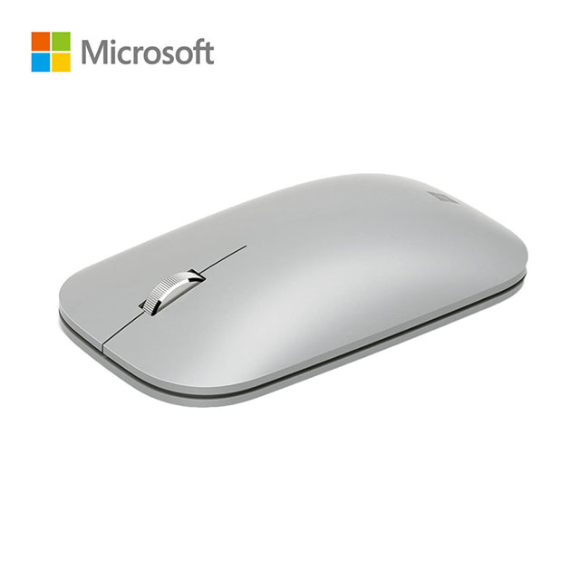 微軟Surface Mobile Mouse(白金)