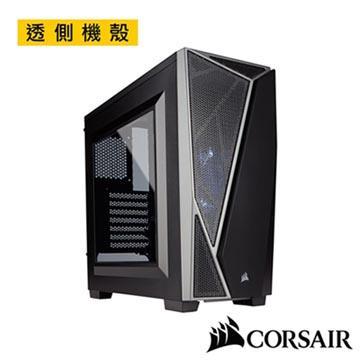 CORSAIR SPEC-04 透側電競機殼-黑灰