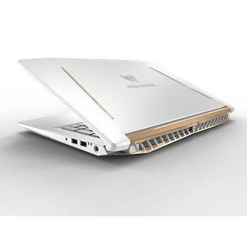 【福利品】ACER Predator Helios 15.6吋白色筆電(i7-8750H/GTX1060-6G/8G/256G+1T)