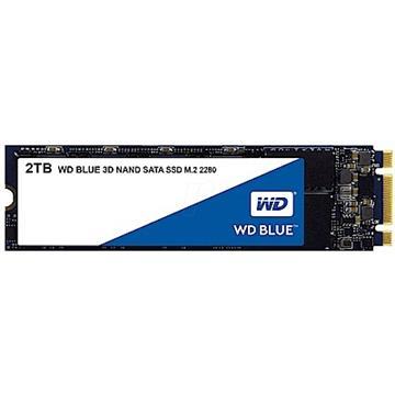 WD SSD Blue系列-2TB固態硬碟(3D TLC)