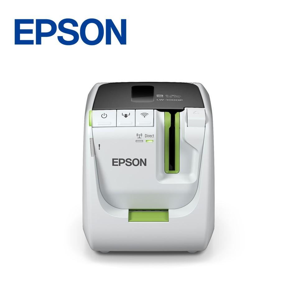 愛普生EPSON LW-1000P 網路條碼標籤機