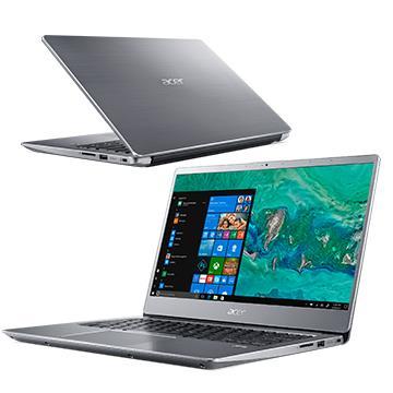 ACER SF314-銀 14吋筆電(i5-8250U/MX150/4G/256G SSD)