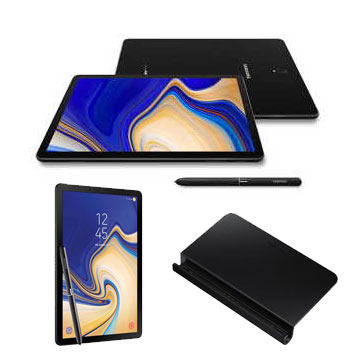 「WiFi版」【4G / 64G】SAMSUNG Galaxy Tab S4 10.5吋 平板電腦 - 黑色