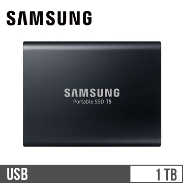 SAMSUNG三星 T5 USB 3.1 1TB 移動固態硬碟
