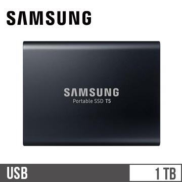 【拆封品】SAMSUNG三星 T5 USB 3.1 1TB 移動固態硬碟