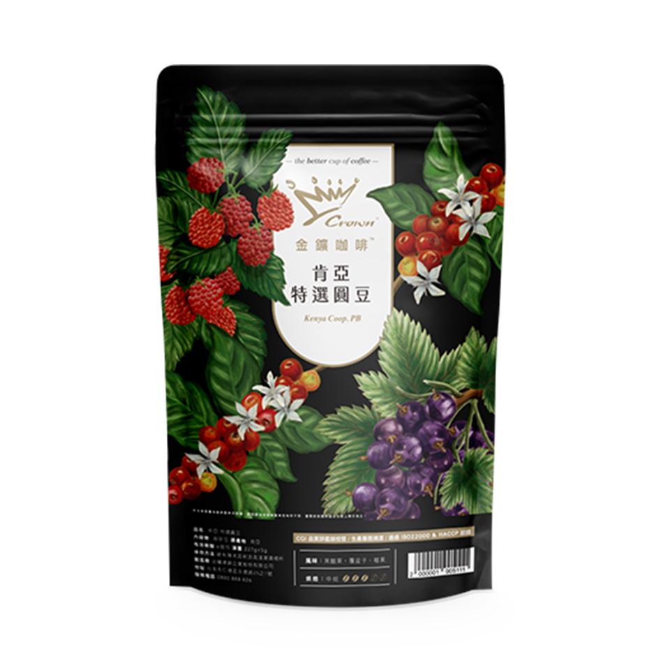 金鑛精品咖啡-肯亞歐薩亞特選圓豆