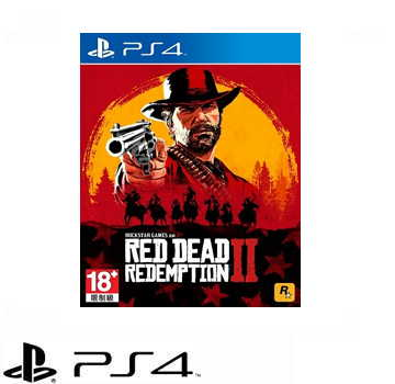 PS4 碧血狂殺2 Red Dead Redemption 2 中文版