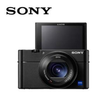 (福利品)索尼SONY RX100M5A類單眼相機 黑