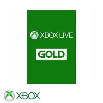 【ESD下載版】微軟 Xbox Live金會員12個月數位下載版