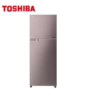 TOSHIBA 330公升雙門變頻冰箱