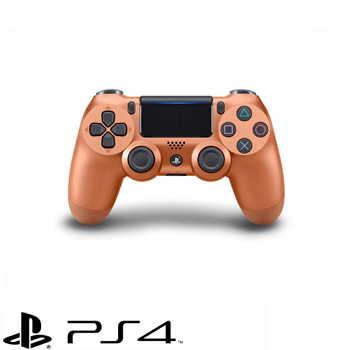 PS4 DUALSHOCK 4 無線控制器 - 銅色