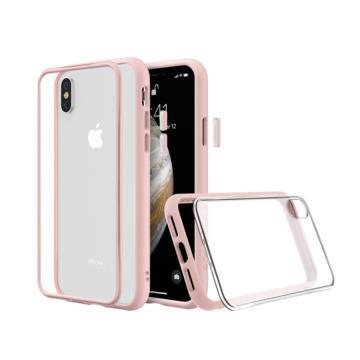 【iPhone XS】犀牛盾 RHINO SHIELD Mod NX防摔手機殼 - 櫻花粉