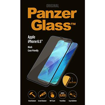 PanzerGlass iPhone XS Max耐衝擊高透玻璃保貼