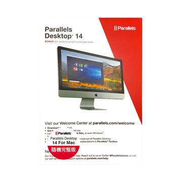 Parallels Desktop 14 for Mac 隨機版