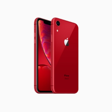 展示機-iPhone XR 64GB 紅色(PRODUCT)