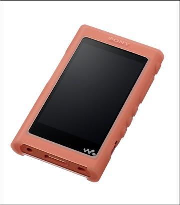 SONY A50系列 MP3專用皮套(紅)