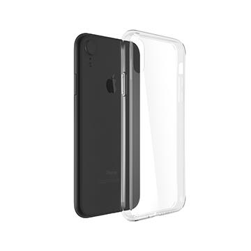 【iPhone XR】Gramas 防摔漾玻手機殼 - 透明