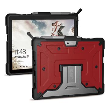 UAG Surface Go 耐衝擊保護殼(紅)