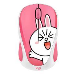 羅技Logitech LINE Friends聯名滑鼠 兔兔