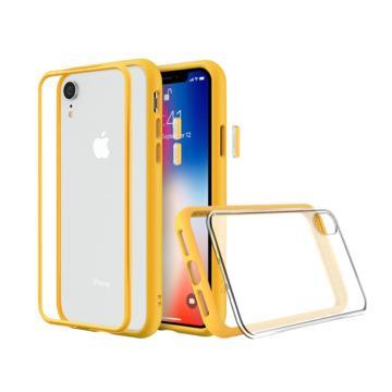 【iPhone XR】犀牛盾 RHINO SHIELD Mod NX防摔手機殼 - 黃色
