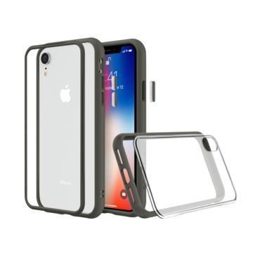 Apple iPhone XR 犀牛盾 Mod NX 防摔手機殼 泥灰