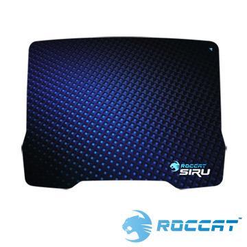 ROCCAT Siru超薄塑膠鼠墊-藍 Siru-BL