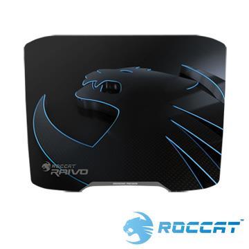 ROCCAT Raivo塑膠鼠墊-隱形黑