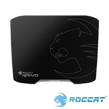 ROCCAT Raivo塑膠鼠墊-午夜黑