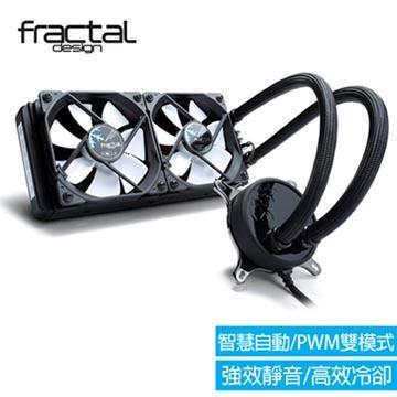 瑞典Fractal Design CelsiusS24水冷散熱器